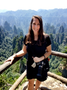 Playing tourist atop Tianzi Mountain (press trip, Hunan, China)