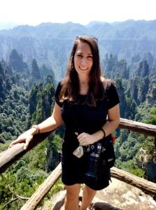 Playing tourist atop Tianzi Mountain (press trip, Hunan, China)