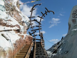 Expedition Everest at Disney's Animal Kingdom (photo by RR Koops)