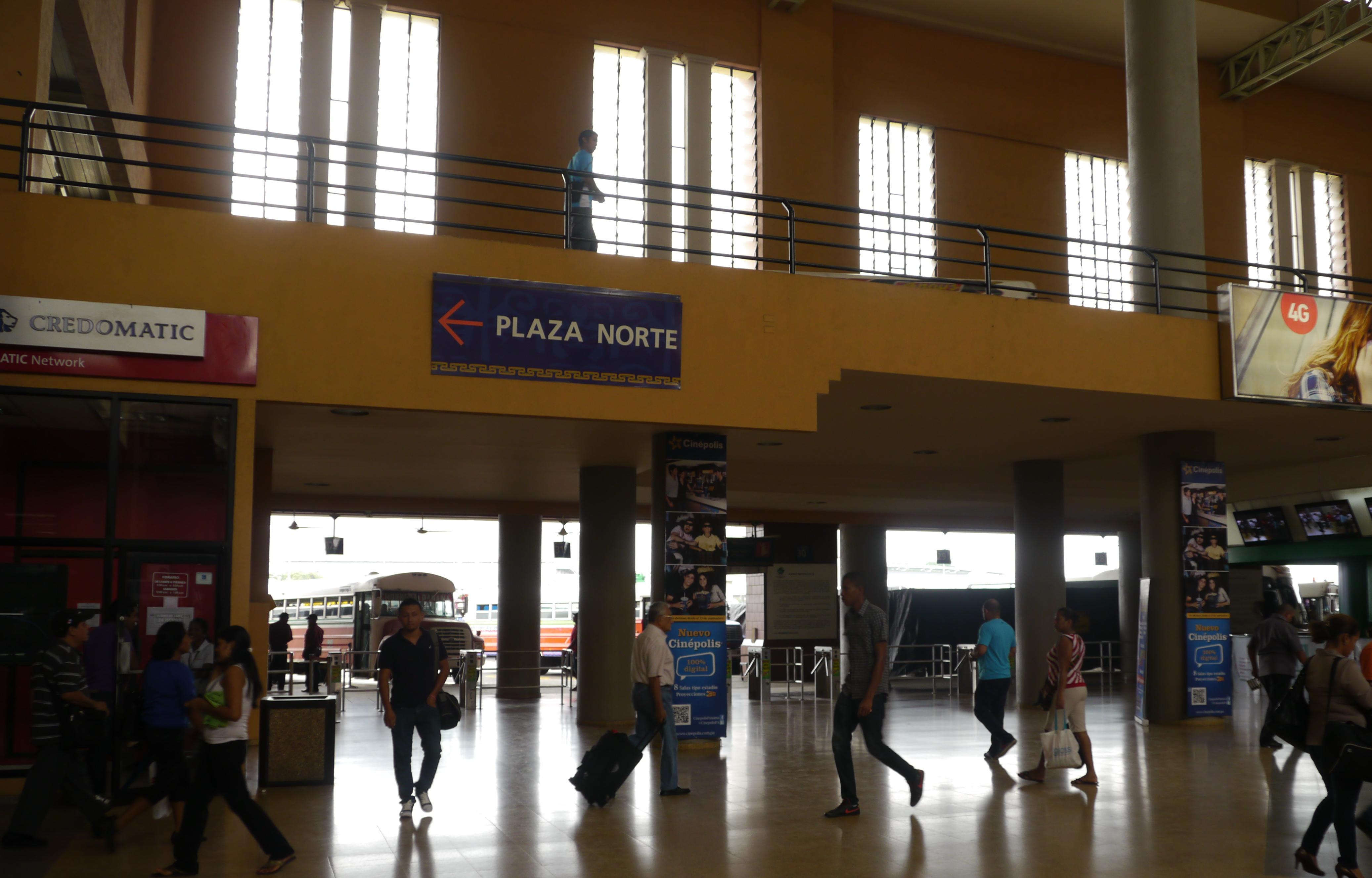 Albrook bus station