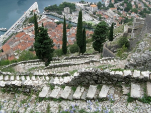 Kotor, Montenegro (photo by RR Koops)
