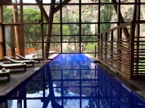 Tambo Del Inka's spectac pool