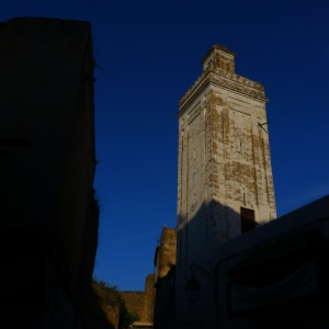 Minaret Fez Fès. Johanna Read. TravelEater.net
