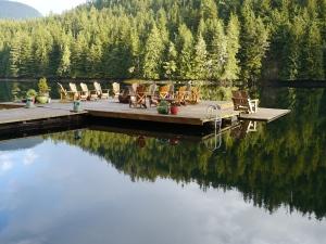 Nimmo Bay Wilderness Resort Johanna Read www.TravelEater.net