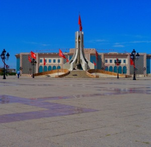 The capital of Tunisia, Tunis