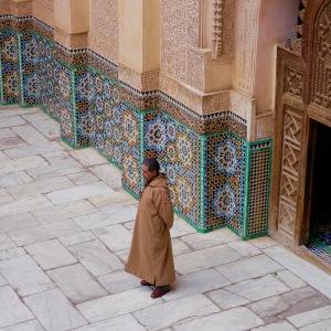Ben Youssef Madrasa, Marrakech, Morocco