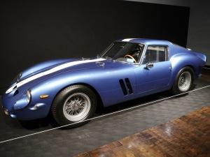 Il Ultimo: 1962 Ferrari 250 GTO.