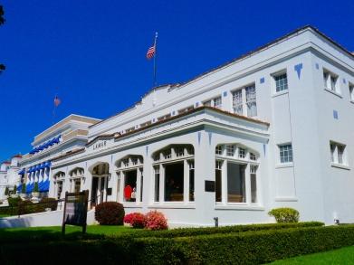 Lamar Bathhouse, Bathhouse Row. Photo by Johanna Read TravelEater.net