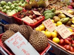 Kota-Kinabalu-market-Malaysia