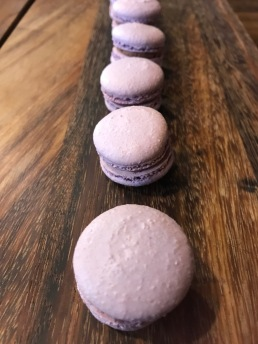 I have a thing for macarons but I don't discriminate when it comes to sugar. Macaroons will do just as well!